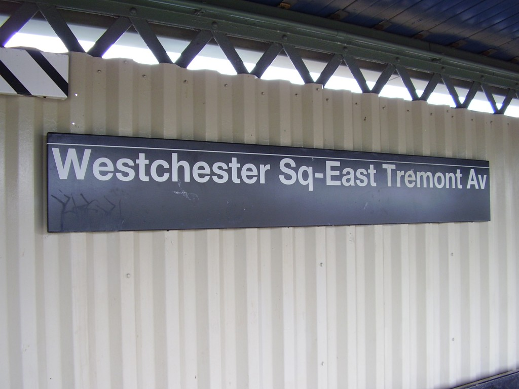 Westchester Square/East Tremont Ave. Subway Station