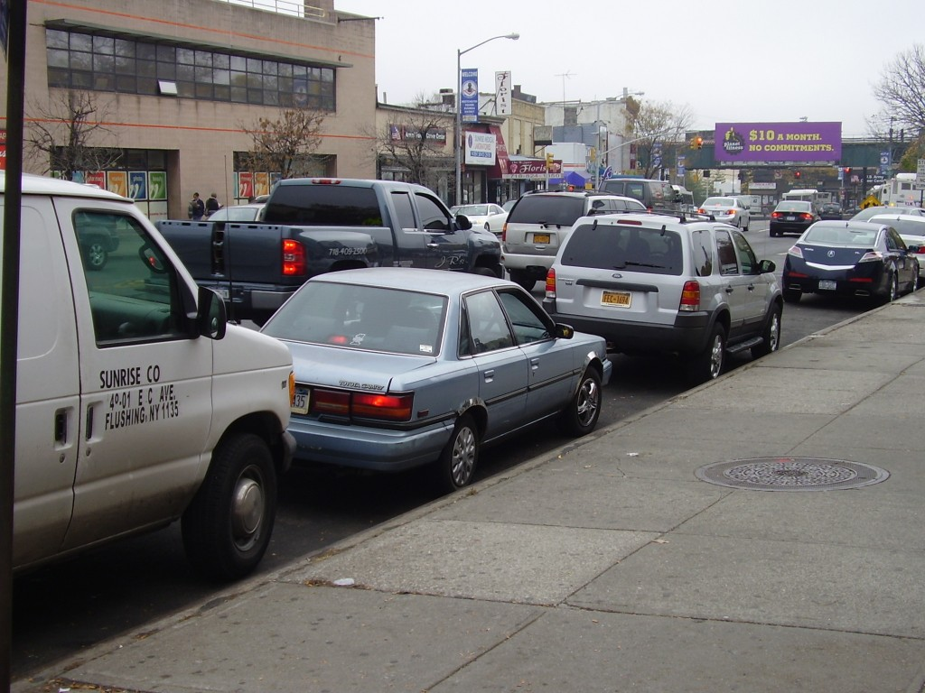Parking, a Longstanding Issue in Westchester Square