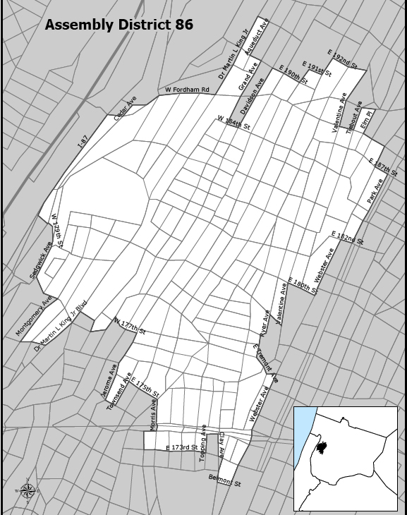 86th Assembly District