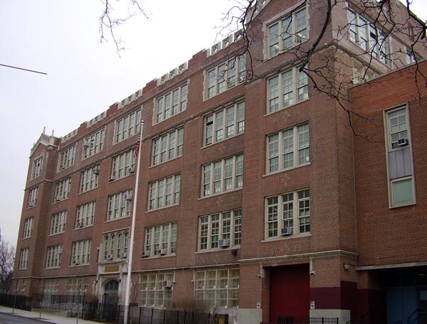 Grace Dodge High School in Belmont