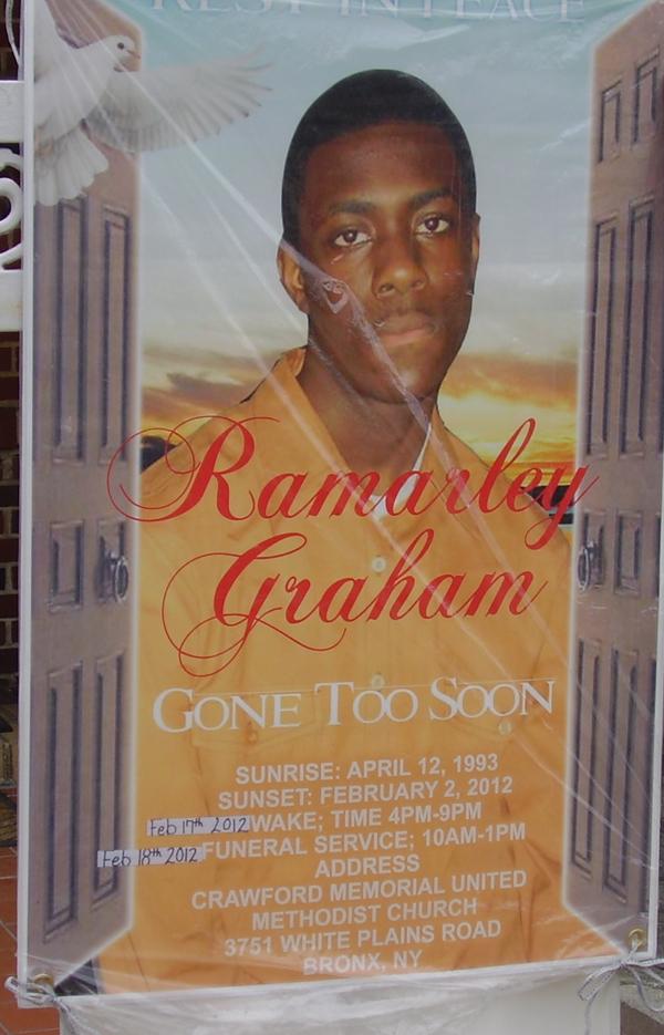 Ramarley Graham: 1993-2012