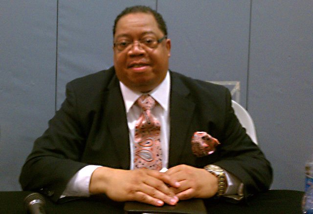 Pastor Larry Davidson