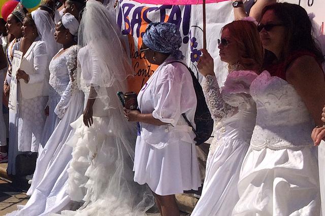 Domestic Violence March